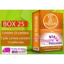 KIT 25 CARTELAS